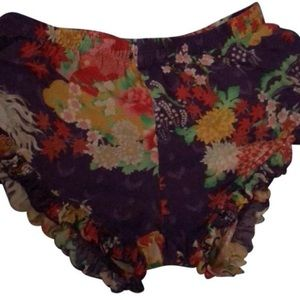 Sale! Spell and the gypsy wild horses shorts